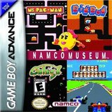 Namco Museum -- Manual Only (Game Boy Advance)