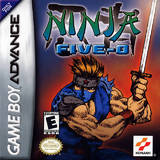 Ninja Five-O (Game Boy Advance)
