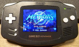 Nintendo Game Boy Advance -- Custom Lighting Mod (Game Boy Advance)