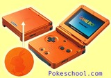 Nintendo Game Boy Advance SP -- Pokemon Torchic Edition (Game Boy Advance)