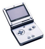 Nintendo Game Boy Advance SP (Game Boy Advance)
