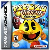 Pac-Man Pinball Advance (Game Boy Advance)