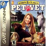 Paws & Claws: Pet Vet (Game Boy Advance)