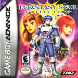 Phantasy Star Collection -- Box Only (Game Boy Advance)