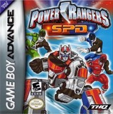 Power Rangers SPD (Game Boy Advance)
