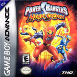 Power Rangers: Ninja Storm (Game Boy Advance)