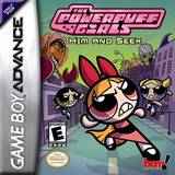 Powerpuff Girls: Him and Seek (Game Boy Advance)