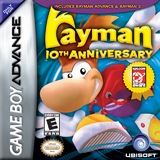 Rayman 10th Anniversary (Game Boy Advance)