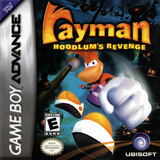 Rayman: Hoodlum's Revenge (Game Boy Advance)