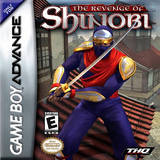 Revenge of Shinobi, The (Game Boy Advance)