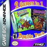 Scooby-Doo and the Cyber Chase/Scooby-Doo: Mystery Mayhem Double Pack (Game Boy Advance)