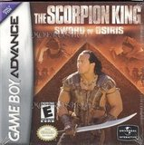 Scorpion King: Sword of Osiris, The (Game Boy Advance)