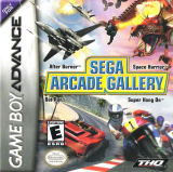 Sega Arcade Gallery (Game Boy Advance)