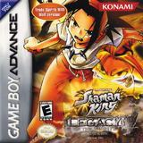 Shaman King: Legacy of the Spirits -- Soaring Hawk (Game Boy Advance)