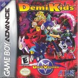 Shin Megami Tensei Demi-Kids: Dark Version (The Darkness of the Day) (Game Boy Advance)