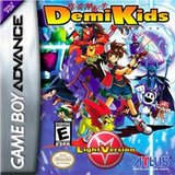 Shin Megami Tensei Demi-Kids: Light Version (White of the Night) -- Box Only (Game Boy Advance)