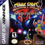 Shining Force: Resurrection of the Dark Dragon (Game Boy Advance)