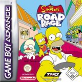 Simpsons: Road Rage, The (Game Boy Advance)