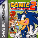 Sonic Advance 2 (Game Boy Advance)