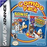 Sonic Advance/Sonic Pinball Party (Game Boy Advance)