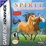 Spirit: Stallion of the Cimarron: Search for Homeland (Game Boy Advance)