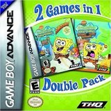 SpongeBob SquarePants: Double Pack (Game Boy Advance)