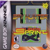 Spy Hunter / Super Sprint (Game Boy Advance)