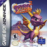 Spyro 2: Season of Flame (Game Boy Advance)