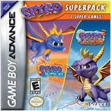 Spyro SuperPack: Spyro: Season of Ice/Spyro 2: Season of Flame (Game Boy Advance)