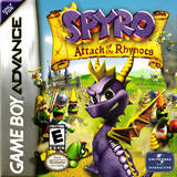 Spyro: Attack of the Rhynocs (Game Boy Advance)