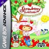 Strawberry Shortcake: Summertime Adventure (Game Boy Advance)