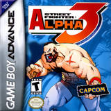 Street Fighter Alpha 3 (Game Boy Advance)