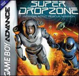Super Drop Zone: Intergalactic Rescue Mission (Game Boy Advance)