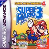 Super Mario Advance 4: Super Mario Bros. 3 (Game Boy Advance)