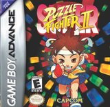Super Puzzle Fighter II -- Box Only (Game Boy Advance)