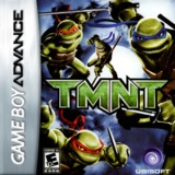 TMNT (Game Boy Advance)