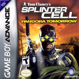 Tom Clancy's Splinter Cell: Pandora Tomorrow (Game Boy Advance)