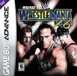 WWE Road to WrestleMania X8 (Game Boy Advance)