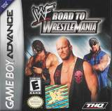 WWF: Road to WrestleMania (Game Boy Advance)
