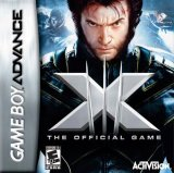 X-/men: The Official Game (Game Boy Advance)