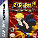 ZatchBell! Electric Arena (Game Boy Advance)