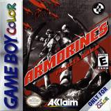 Armorines: Project S.W.A.R.M. (Game Boy Color)