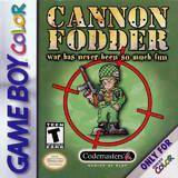 Cannon Fodder (Game Boy Color)