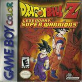 Dragon Ball Z: Legendary Super Warriors (Game Boy Color)