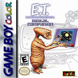E.T. The Extra Terrestrial: Digital Companion (Game Boy Color)