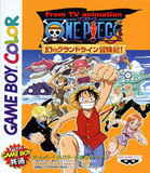 From TV Animation One Piece: Maboroshi no Grand Line Boukenhen! (Game Boy Color)