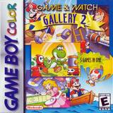 Game & Watch Gallery 2 (Game Boy Color)
