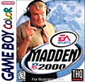 Madden NFL 2000 (Game Boy Color)