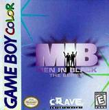 Men in Black: The Series (Game Boy Color)