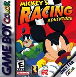 Mickey's Racing Adventure (Game Boy Color)